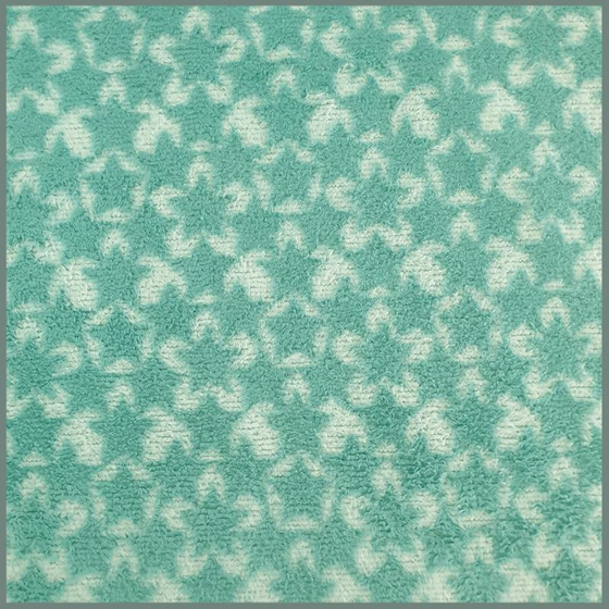 Wellnesfleece Soft Star mint