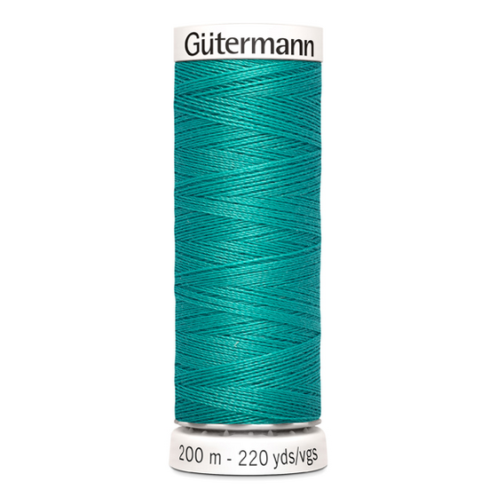 Gütermann 200m Nr. 235 - exotic green Allesnäher