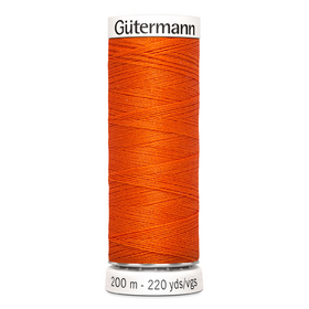 Gütermann 200m Nr. 351 - orange Allesnäher