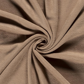Antipilling Fleece beige